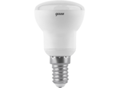 Лампа Gauss LED Reflector R50 E14 6W 4100K 1/10/50