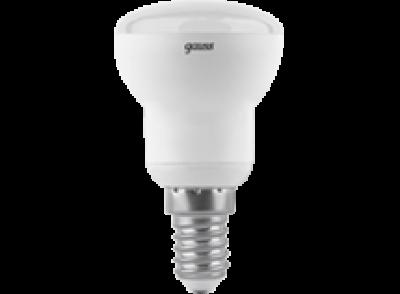 Лампа Gauss LED Reflector R39 E14 4W 2700K 1/10/50