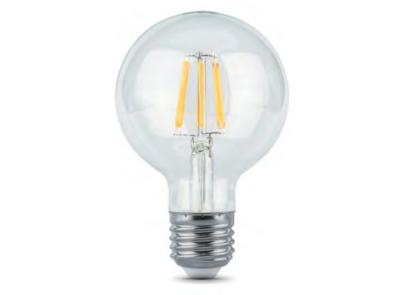 Лампа Gauss LED Filament G95 E27 6W 2700K 1/20