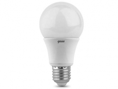 Лампа Gauss LED A60 E27 7W 4100K 1/40