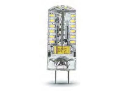 Лампа Gauss LED G4 AC185-265V 3W 2700K