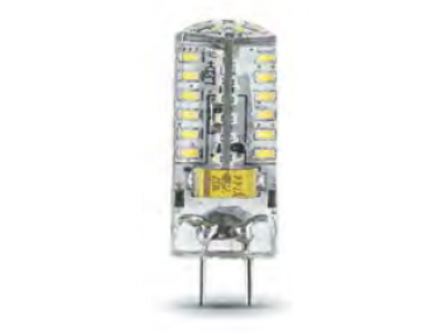 Лампа Gauss LED GY6.35 AC185-265V 3W 2700K
