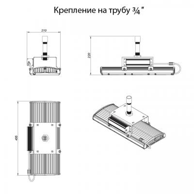 LST-PRO-120-XXX-IP67