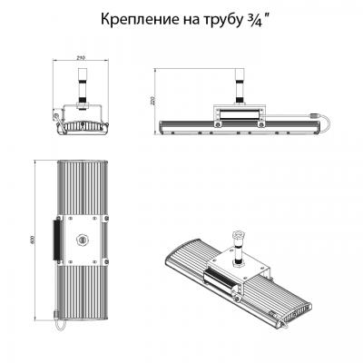 LST-PRO-160-XXX-IP67